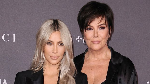 New story on InStyle: Kim Kardashian West Calls Out Publication for Calling Kris Jenner Chubby #fashion #fashionnews #instyle