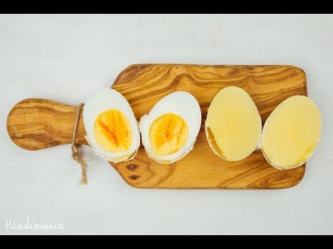 How To Make Scrambled and Hard-Boiled Eggs Without Cracking the Shell - YouTube