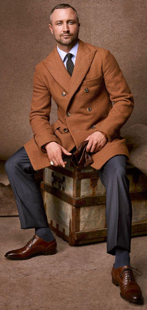 Fantastic coat.
