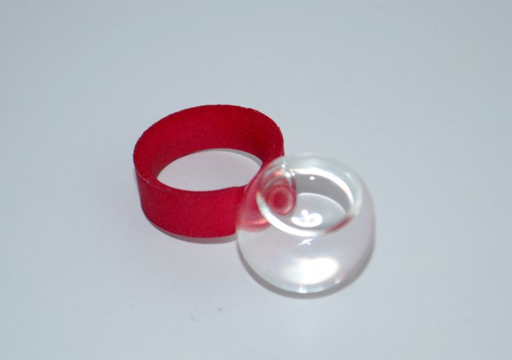 Red Ring Water Remedies  Red ring in nylon and glass ball with rechargeable water.      www.scicche.it
