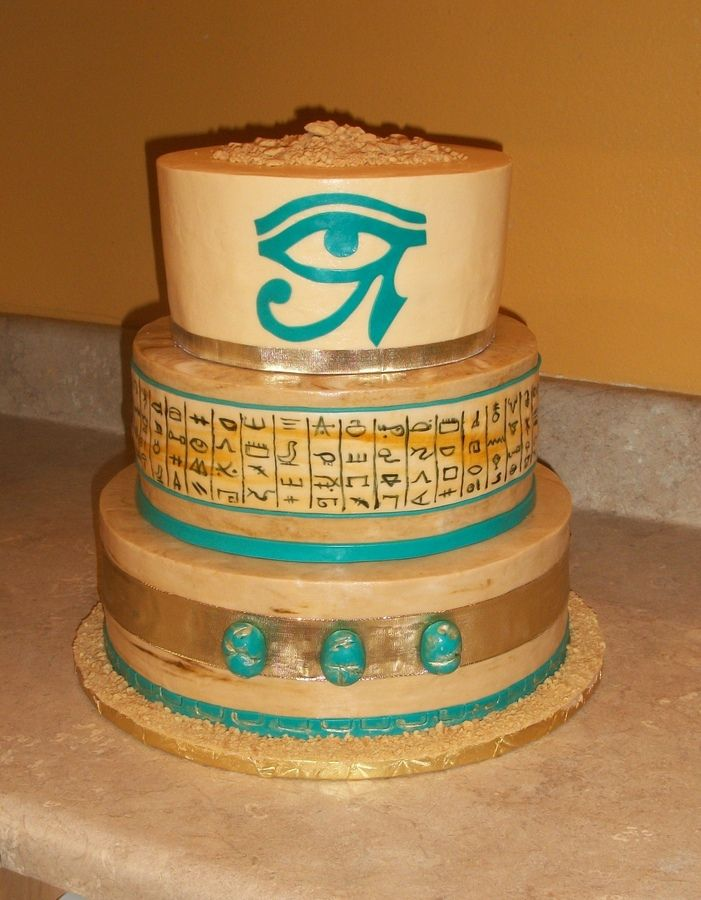 egyptian themed cakes - Google Search