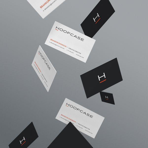 60 fresh minimalist business card designs for inspiration