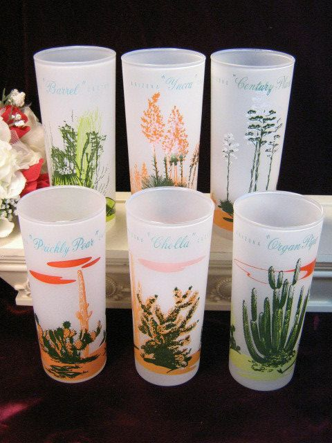 Vintage Blakely Gas Advertising Arizona Cactus by havetohaveit, $124.99