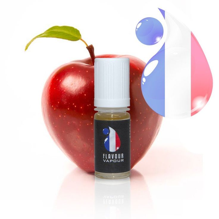 Paris Range Apple E-Liquid