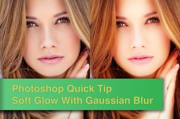 A Photoshop quick tip for adding a a soft glow to your portrits.