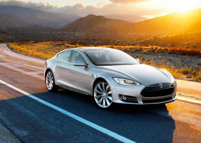 2013 Tesla Signature Performance Model - 2013 MSRP: $106,570 | What If You Bought Tesla Stock Instead Of One Of Its Cars?