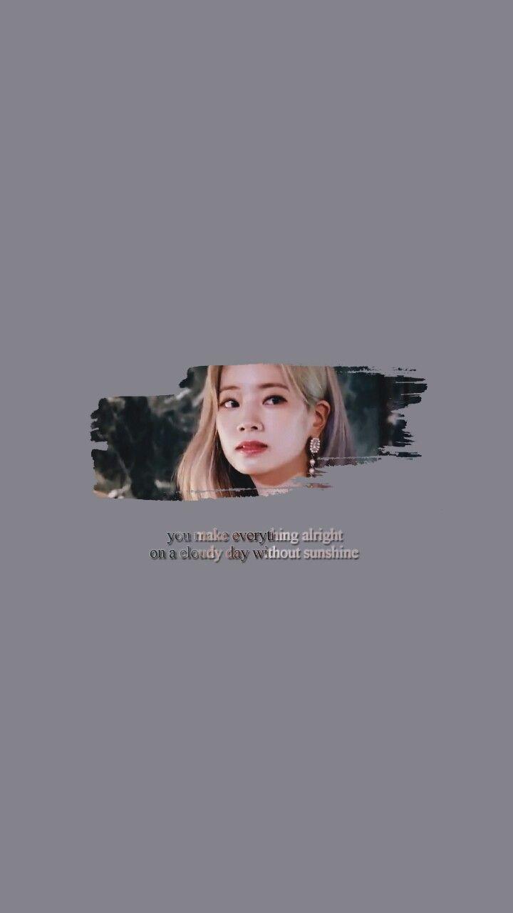 Kim Dahyun Twice Twice Lockscreen Twice Wallpaper