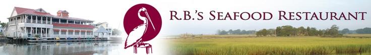 RB's Seafood Restaurant - Charleston Restaurant Week 3 for $30 Menu!