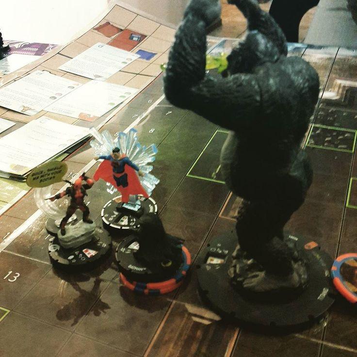 Deadpool is in trouble #heroclix