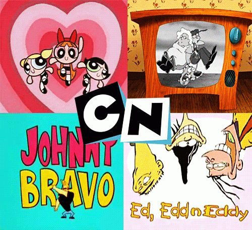 *Sigh* The Old Cartoon Network with the classic cartoons...