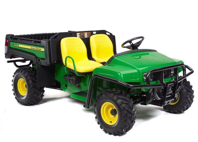 JOHN DEERE TX AND TX TURF GATOR UTILITY VEHICLE SERVICE TECHNICAL MANUAL TM2241