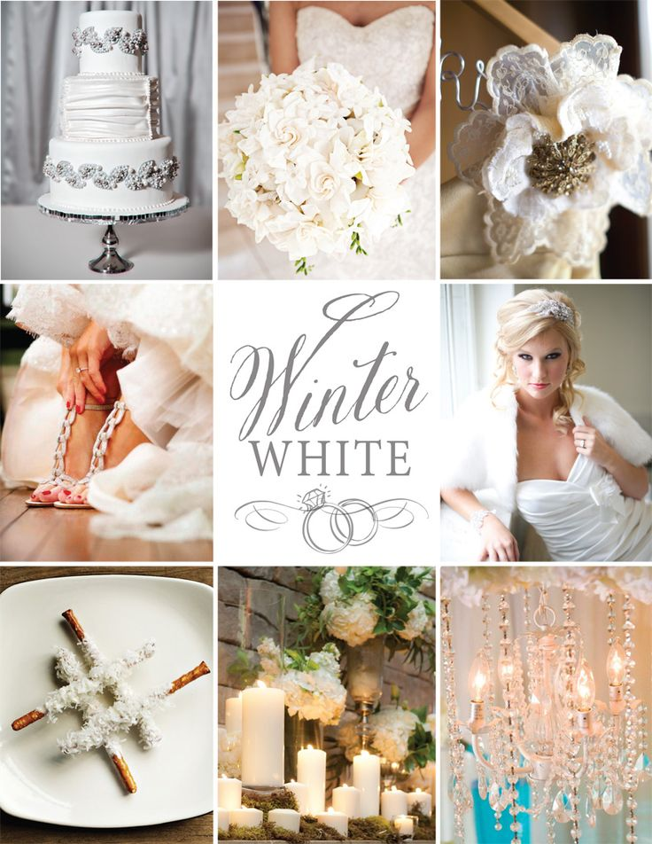 winter wonderland wedding south africa%0A Some of our favorite wedding details in dreamy winter white   wedding  white
