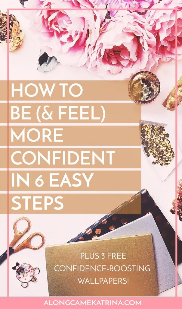 28 best in the press images on pinterest nerdy the nerds and geek how to be feel more confident in 6 easy steps fandeluxe Choice Image