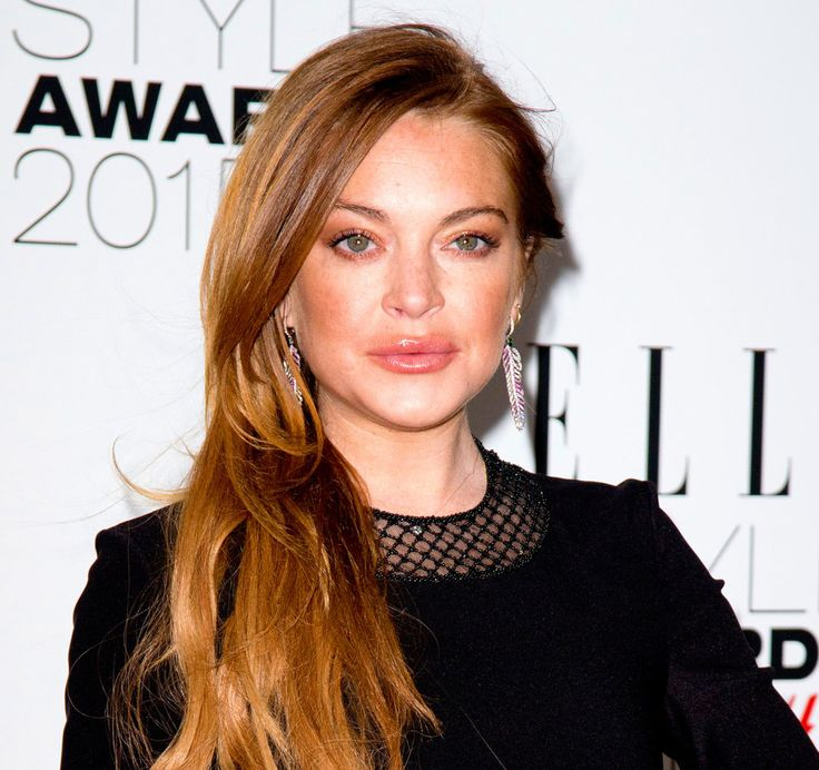 lindsaylohan_2 But years of alcohol and drug abuse have left the starlet looking like a figment of her former self