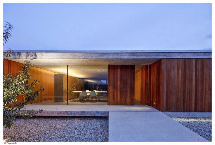 bungalows minimalistas de madera - Buscar con Google