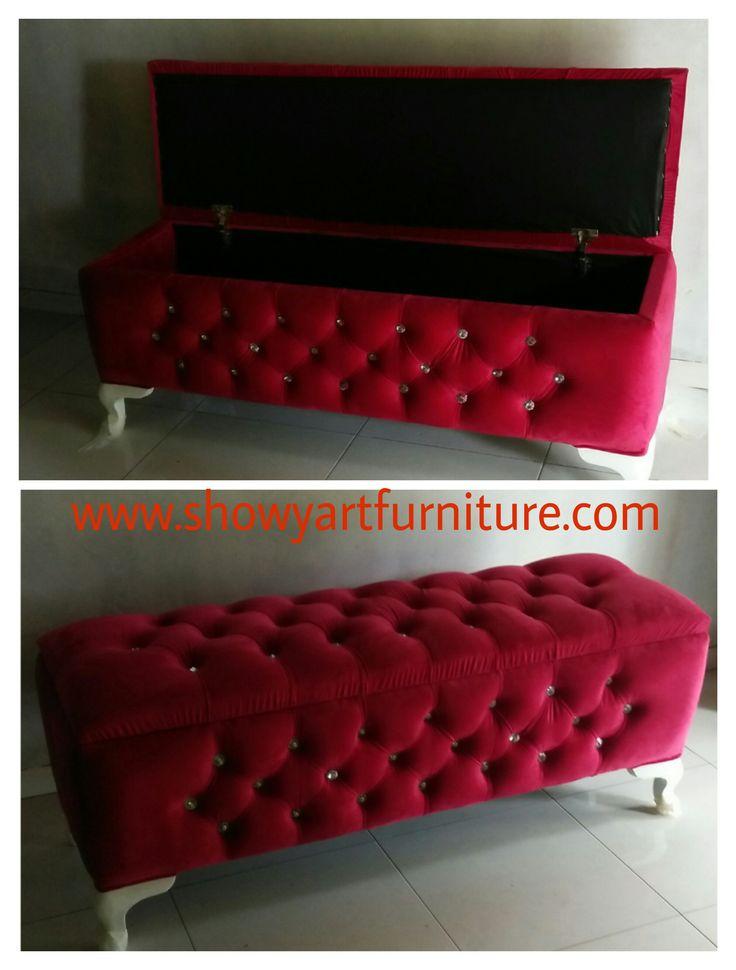 SOFA STOOL BOX