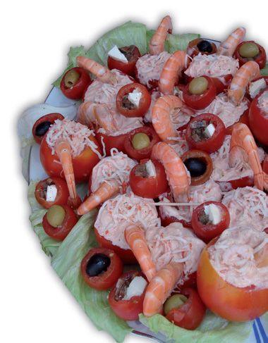 Cocktail de Tomate