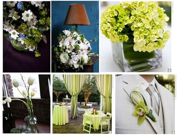зеленый, салатовый, зеленые оттенки, свадебное оформление, свадебный декор, оформление свадебного стола; green, lime, green shades, wedding decoration;