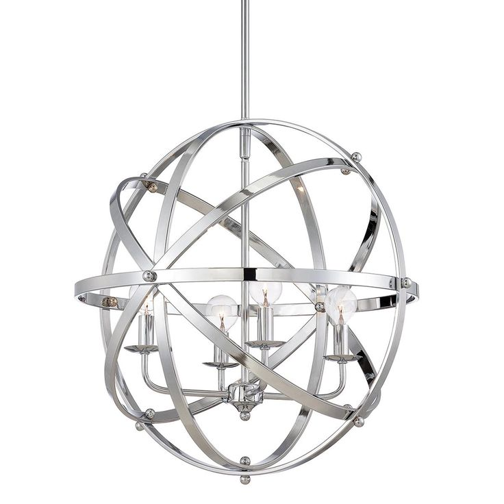 Union lighting chandeliers eclectic with union lighting chandeliers polished chrome metal globe pendant with union lighting chandeliers aloadofball Images