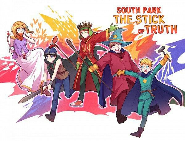 83 Best South Park. The Stick Of Truth Images On Pinterest