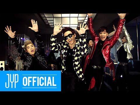 "2PM ""HANDS UP"" M/V - YouTube"