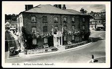 Old Rare Postcard Rutland Arms Hotel Bakewell Derbyshire Unused (Ref: AL957)