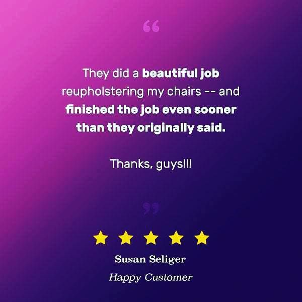 Thank you for the awesome review Susan! If you're looking to