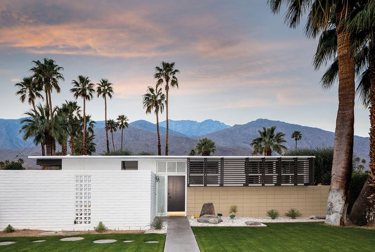 Midcentury Lovers: You Can Thank This Architect for Transforming Palm Springs Into a Modernist Hotbed | Dwell