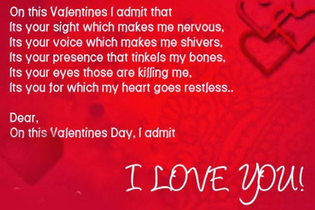 Valentines Card Messages For BoyfriendValentines Card Messages – Wife Valentines Day Card
