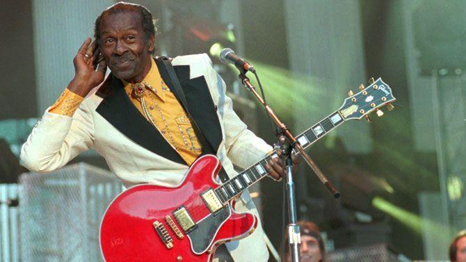 Rock-'n-roll-legende Chuck Berry is overleden