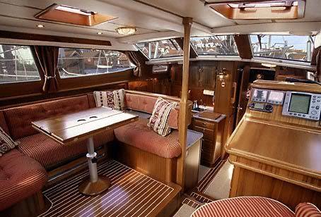 Hans Christian 44 Pilothouse Sailing You Can T Cross
