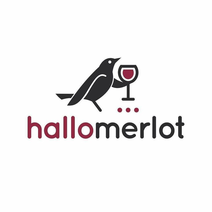"Logo we recently did for @merlotforum ""Don't underestimate the complexity and diversity of this very popular varietal"" #hallomerlot!  #didyouknow 'Merlot' gets its name from the Franch name for blackbird 'Merle' probably a reference to the colour of the grape.  #merlotforum #haumannsmal #merlot #redwine #bestintheworld #southafrican #wine #logodesign #blackbird"
