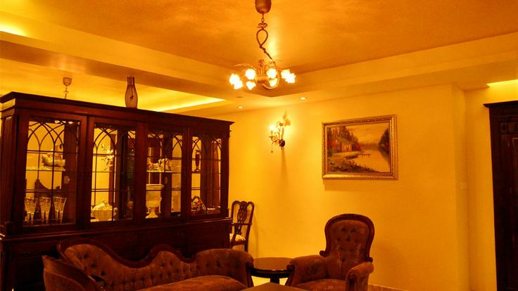 Posh interiors, Large living area with royal furnitures, Spacious dining room, Premium fittings and fixtures, Elegant lightings