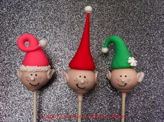 30 Christmas Cake Pops Collection - Pint Sized Baker