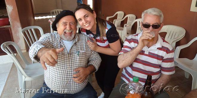 Familia Coccia recepciona o Gaúcho da Fronteira em sua residência  - http://projac.com.br/noticias/familia-coccia-recepciona-gaucho-fronteira-residencia.html