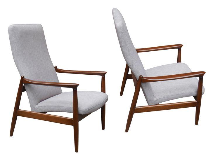 Fotel / Sessel Calvin | B.T. Meble ➥ Fotel, proj. Prof. E. Homa, lata 60-te, PRL, odrestaurowany ➥ Der polnische Kult-Sessel, designt von Prof. E. Homa. Ursprünglich hergestelt in den 60ern wurde dieser Sessel von uns in unrenoviertem Zustand gekauft und aufwändig restauriert.