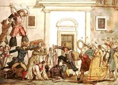 L' Albero di Natale: Storia del Carnevale Romano
