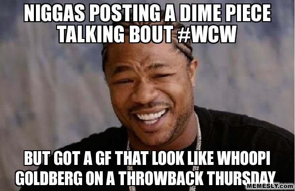 Throwback Thursday Memes TBT -