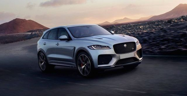 2020 Jaguar F Pace Price Release Date Svr Suv Jaguar Car