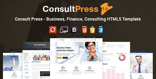 Consult Press - Finance & Consulting Business HTML5 Template. Full view: https://themeforest.net/item/consult-press-finance-consulting-business-html5-template/16648466?ref=thanhdesign