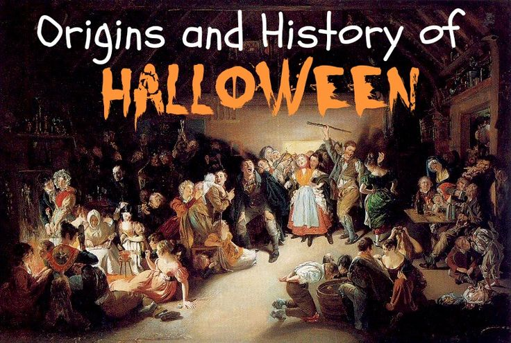 History And Origin of Halloween - Our Scary Holiday Beginnings