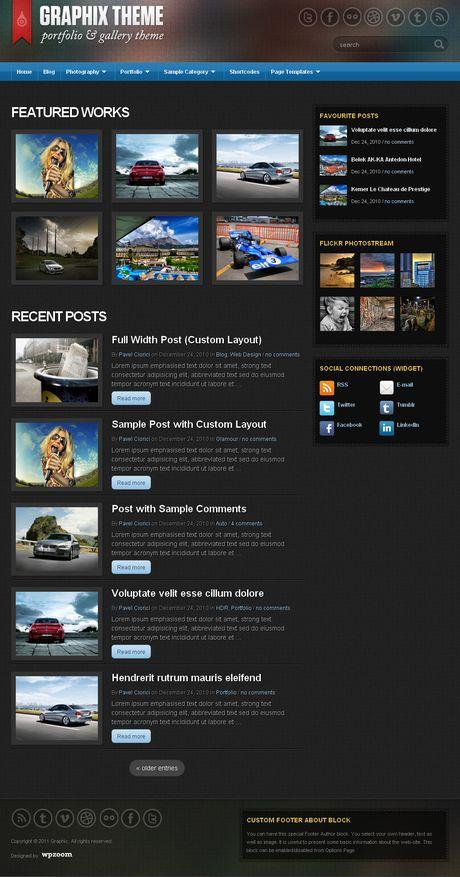 Mejores 171 imágenes de Premium Wordpress Themes en Pinterest ...