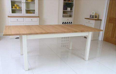 Barley 120 - 180cm Extending Dining Table £965 #diningroom #diningtable #homedecor