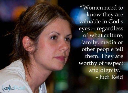 Women, embrace your value!