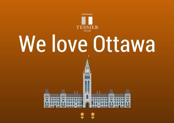 #tessierteam loves #ottawa