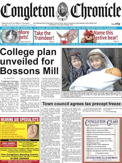 Congleton Chronicle