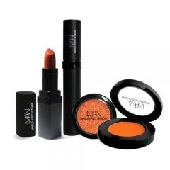 Wild Fire Orange Eye Collection