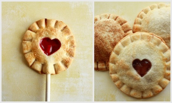mini mini!: Valentines Ideas, Minis Pies, Apples Pies, Pop Pies, Minis Tarts, Valentines Day, Pies Pop, Amazing Ideas, Cherries Pies