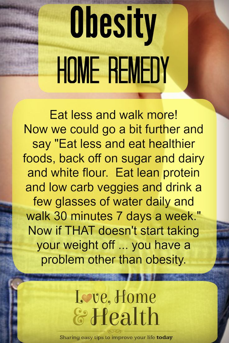 home remedies for obesity | Happy, Health and Mental ...