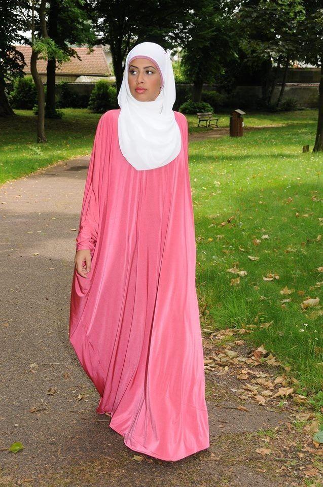 #Pink #hijab